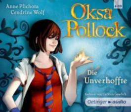 Oksa Pollock - Die Unverhoffte  (6 CD)
