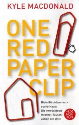 One Red Paperclip