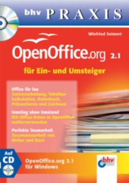 OpenOffice.org 2.1 für Ein- und Umsteiger