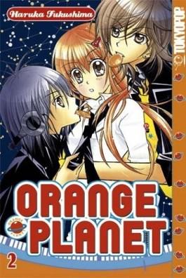 Orange Planet 02