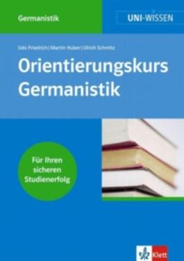 Orientierungskurs Germanistik