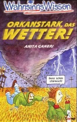 Orkanstark, das Wetter