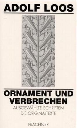 Ornament und Verbrechen