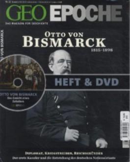 Otto von Bismarck 1815-1898, Heft + DVD