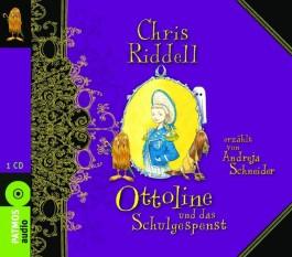 Ottoline und das Schulgespenst
