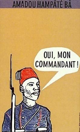 Oui, mon commandant!