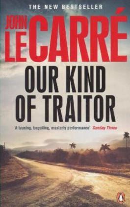 Our Kind of Traitor. Verräter wie wir, englische Ausgabe
