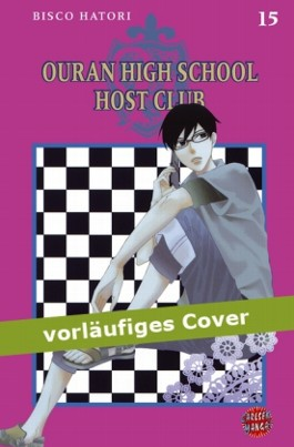 Ouran High School Host Club, Band 15