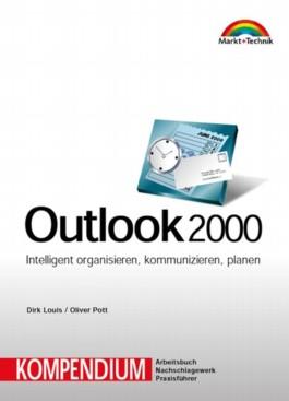 Outlook 2000 Kompendium, m. CD-ROM