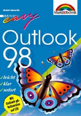 Outlook 98, m. CD-ROM