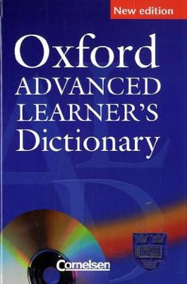 Oxford Advanced Learner's Dictionary of Current English. 7th Edition / Wörterbuch (Festeinband) mit Exam-Trainer und CD-ROM