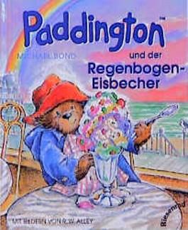 Paddington und der Regenbogen-Eisbecher