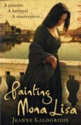 Painting Mona Lisa
