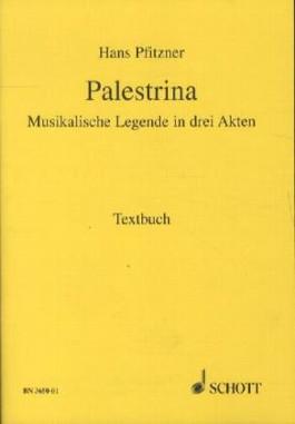 Palestrina Libretto