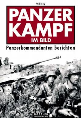 Panzerkampf im Bild