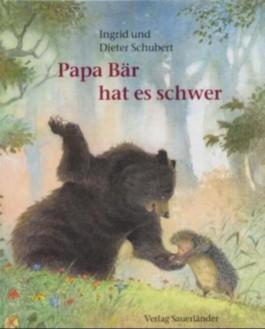 Papa Bär hat es schwer