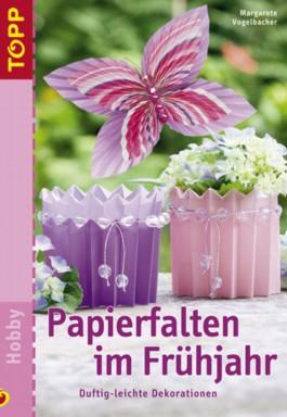 Papierfalten im Frühjahr