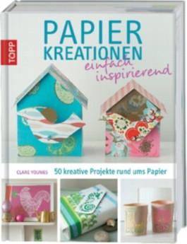 Papierkreationen einfach inspirierend
