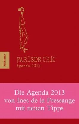 Pariser Chic Agenda 2013
