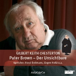 Pater Brown - Der Unsichtbare, 1 Audio-CD