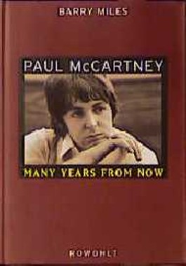 Paul McCartney, Many Years From Now
