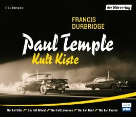 Paul Temple Kult Kiste