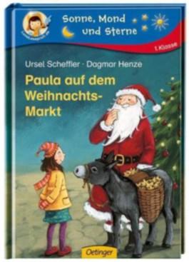 Paula auf dem Weihnachtsmarkt