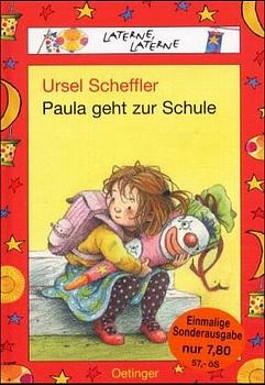 Paula geht zur Schule, Sonderausgabe