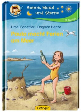 Paula macht Ferien am Meer