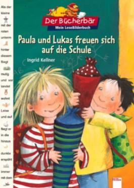 Paula und Lukas freuen sich auf die Schule