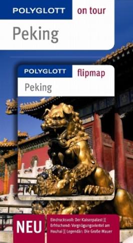 Peking - Buch mit flipmap
