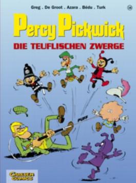 Percy Pickwick, Band 18: Die teuflischen Zwerge