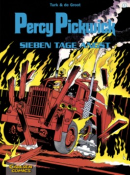 Percy Pickwick, Band 1: Sieben Tage Angst