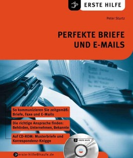 Perfekte Briefe und E-Mails, m. CD-ROM