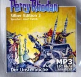 Perry Rhodan Silber Edition (MP3-CDs) 03 - Der Unsterbliche