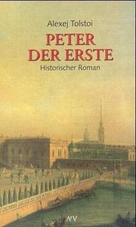 Peter der Erste, 2 Bde.