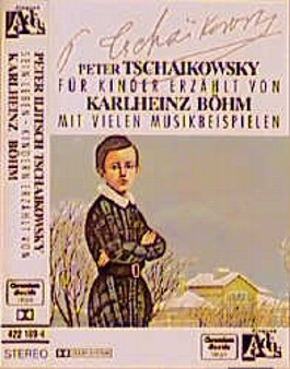 Peter Iljitsch Tschaikowsky - Sein Leben