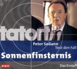 Peter Sodann liest den Fall Sonnenfinsternis