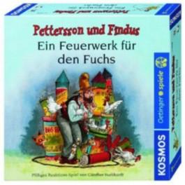 Petterson und Findus - Ein Feuerwerk für den Fuchs - Reaktionsspiel