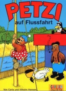 Petzi, Band 29: Petzi auf Flussfahrt