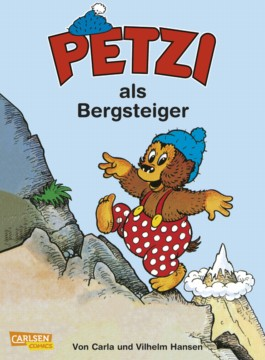Petzi, Band 8: Petzi als Bergsteiger
