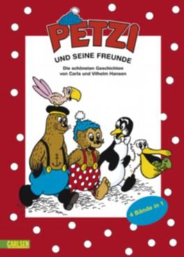 Petzi: Petzi und seine Freunde