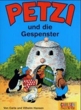 Petzi und die Gespenster
