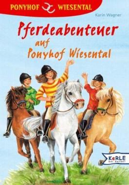 Pferdeabenteuer auf Ponyhof Wiesental