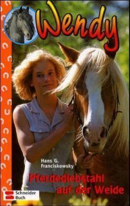 Pferdediebstahl auf der Weide