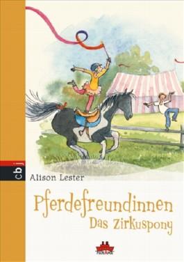Pferdefreundinnen - Das Zirkuspony