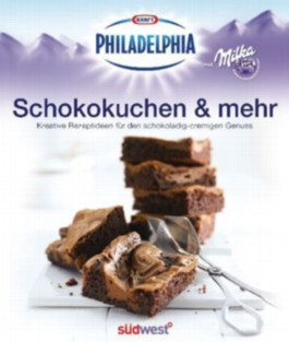 Philadelphia mit Milka - Schokokuchen & mehr