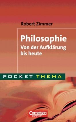 Philosophie, Von der Aufklärung bis heute