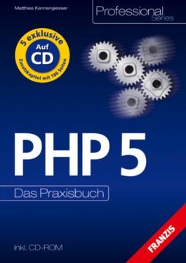 PHP 5, m. CD-ROM