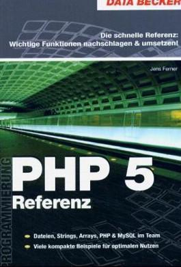 PHP 5 Referenz